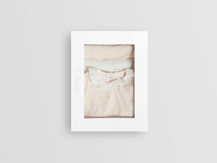 CHLOÉ Baby Girl Gift Set