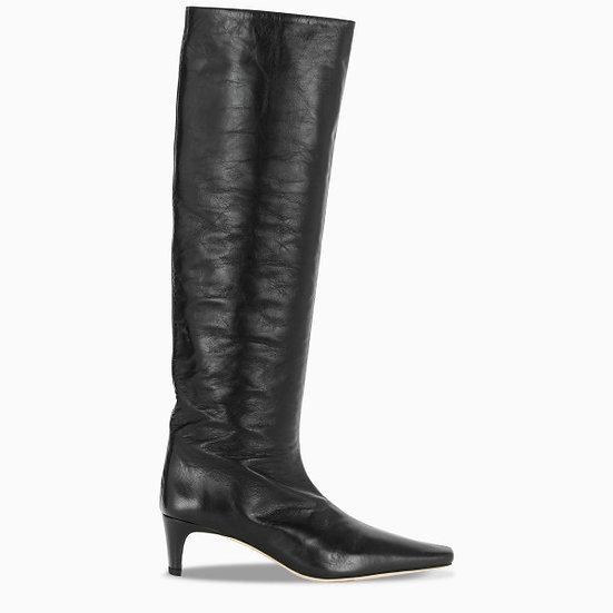 STAUD Black Wally Boots