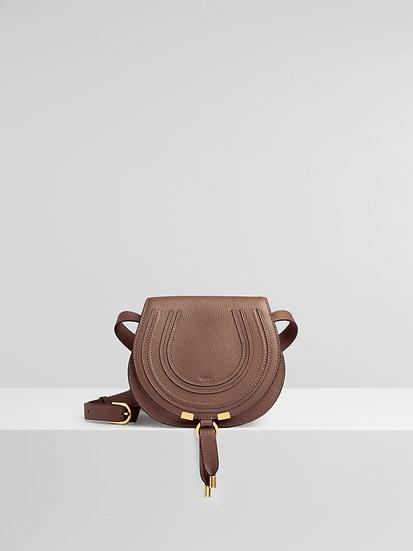 CHLOÉ UK Mini Marcie Saddle Bag