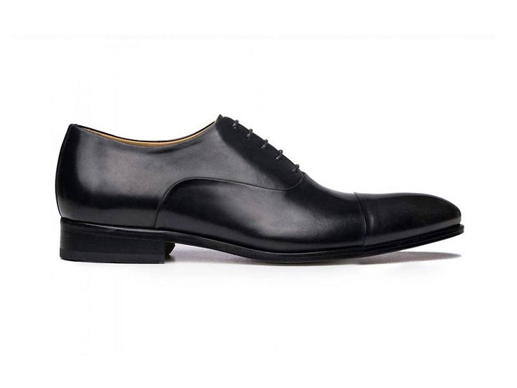 ACE MARKS Cap Toe Oxford Men Formal Shoes
