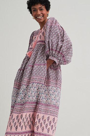 ANTHROPOLOGIE FR Print Maxi Dress