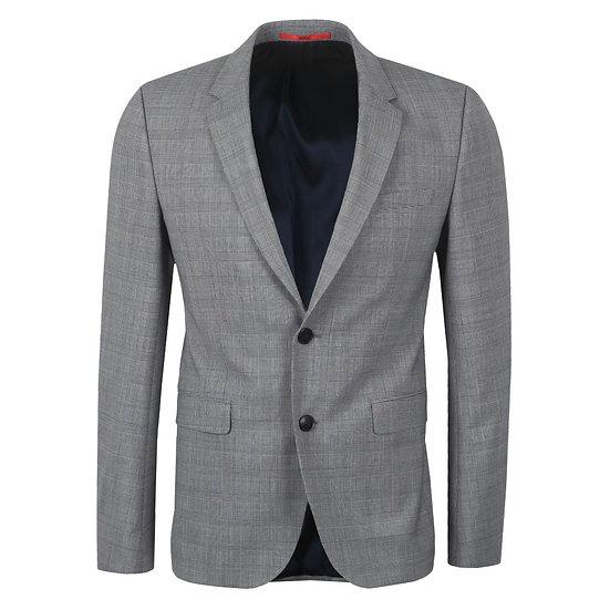 HUGO Asttian184 Check Blazer