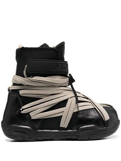 MONCLER +RICK OWENS Amber Boots