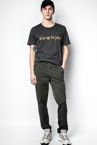 ZADIG + VOLTAIRE Men Casual Trousers