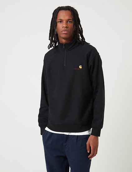 Carhartt-WIP Men Black Sweatshirt
