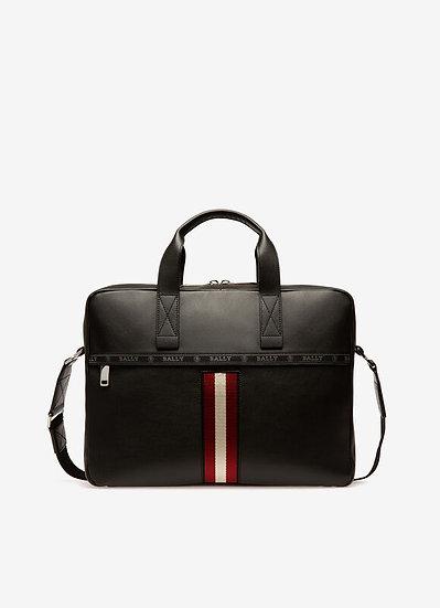 BALLY UK Hektor Men Leather Business Bag