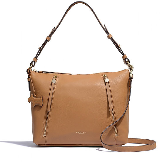 RADLEY Fountain Road Medium Zip-Top Shoulder Bag