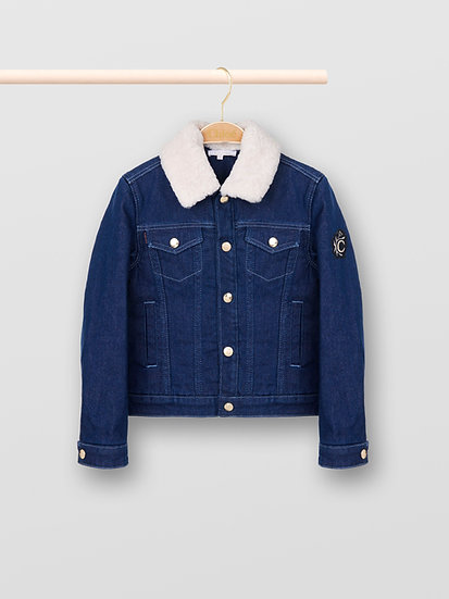 CHLOÉ  Girl Denim Jacket
