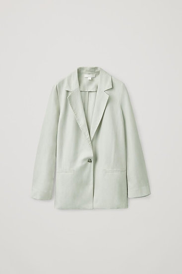 COS Light Grey Blazer