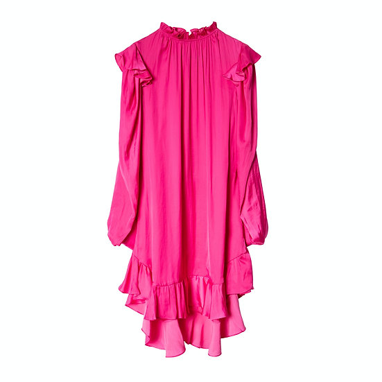 ZADIG & VOLTAIRE Satin Pink Dress
