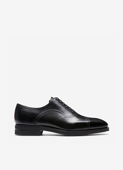 BALLY UK Scotch Black Men Formal Shoes