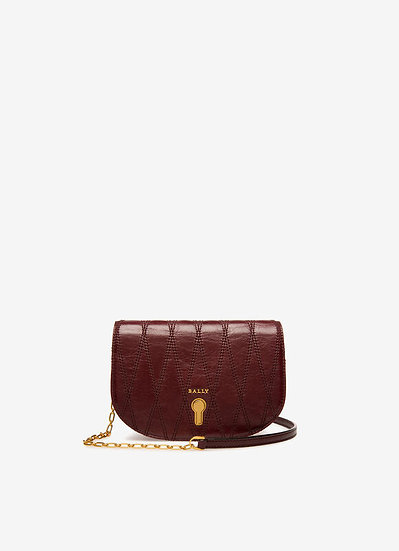 BALLY UK Clayn Mini Leather Bag