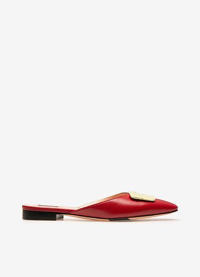 BALLY UK Lizzie Women Flat Sandals
