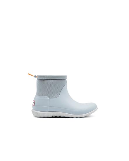 HUNTER EU Original Women Short Mesh & Rubber Boots