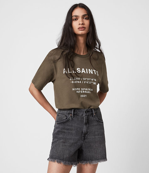 ALLSAINTS Boyfriend T-shirt