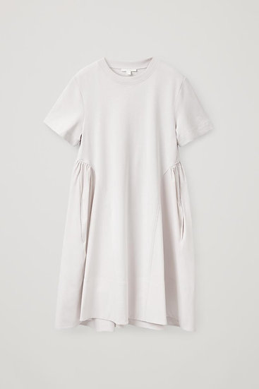COS EU Skater Organic Cotton Dress
