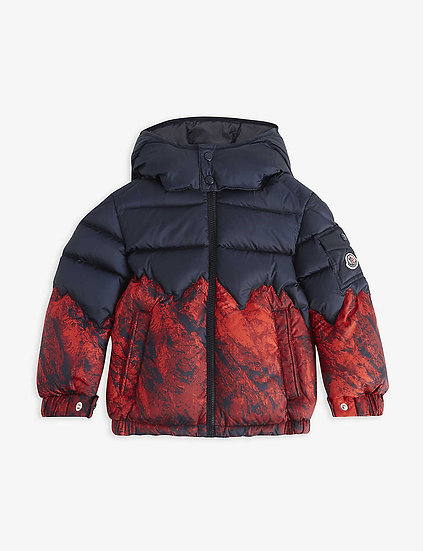 MONCLEAR  Boys Mountain Puffer Jacket at Selfridges