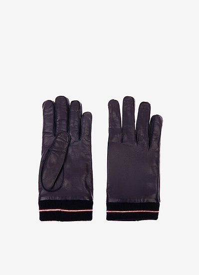 BALLY Men Leather Gloves