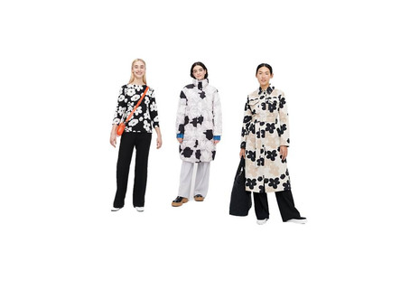 Be BOLD this winter with MARIMEKKO.