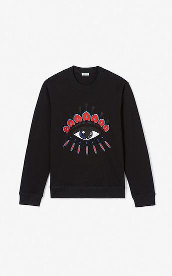 KENZO Men Black Sweatshirt