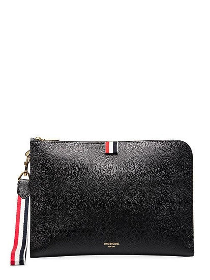 THOM BROWNE Document Gusset Pouch