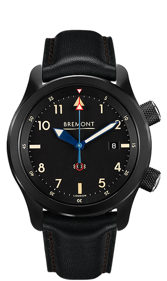 BREMONT U-2/51 JET Men Pilot watch