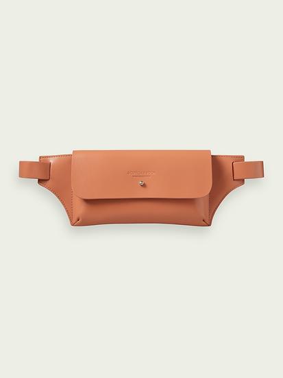 SCOTCH & SODA Women  Leather Belt Bag