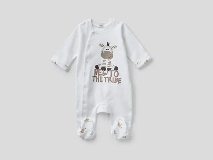 BENETTON EU Baby Organic onsie