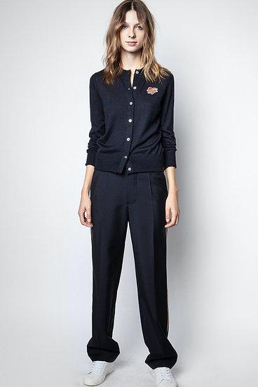ZADIG & VOLTAIRE Women Suit Trousers