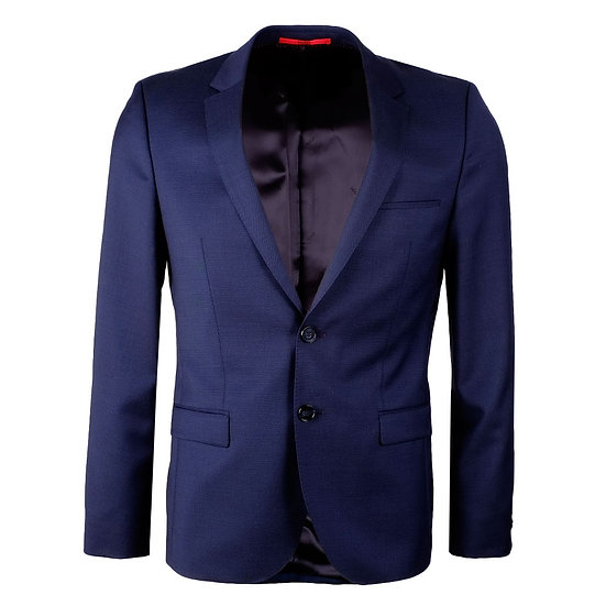 HUGO Arti Smart Navy Blazer