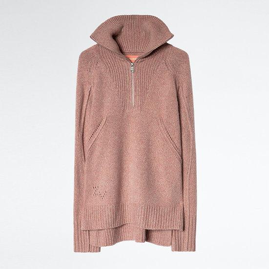 ZADIG + VOLTAIRE Cashmere Sweater