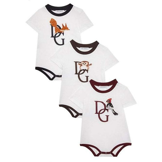 DOLCE & GABBANA Baby Bodysuit