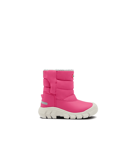 HUNTER UK Original Girls Insulated Snow Boots