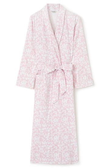 BONSOIR OF LONDON Pink Dressing Gown