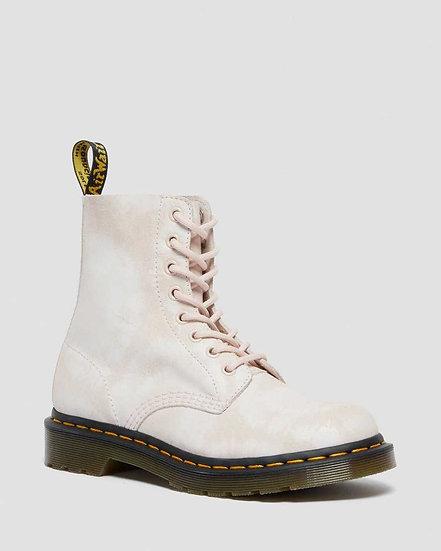 Dr Martens EU Talib White Ankle Boots