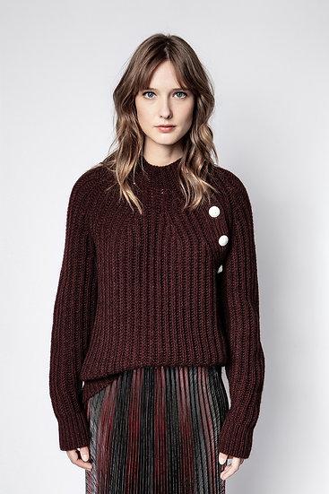 ZADIG & VOLTAIRE Coleen Sweater