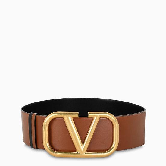 VALENTINO Reversible Brown| Black Belt