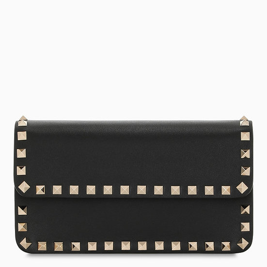 VALENTINO Mini Rockstud Black Bag