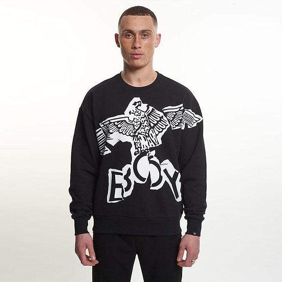 BOY London Black Sweatshirt
