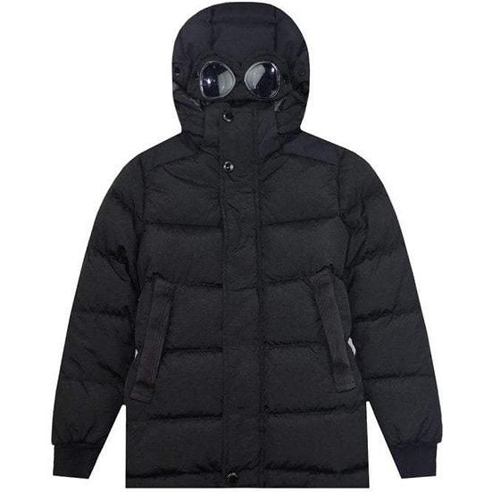 C.P COMPANY Goggle Puff Jacket