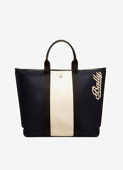 BALLY UK Canvas Tote
