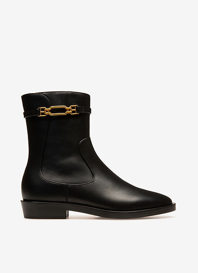 BALLY UK Dema Ankle Boots