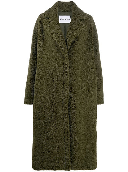 STAND Maria Green Army Coat