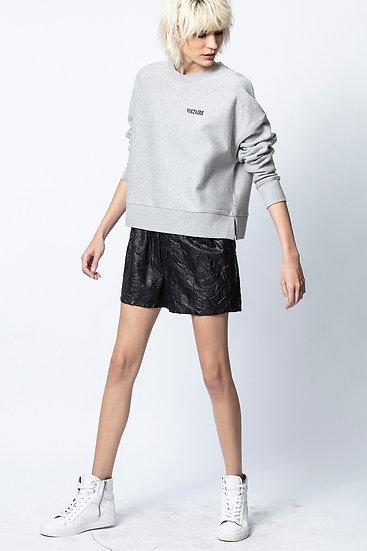 ZADIG & VOLTAIRE Grey Sweatshirt