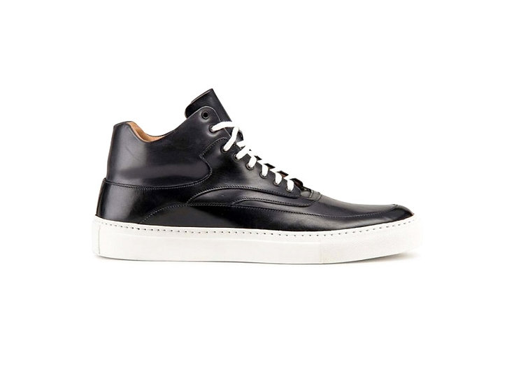 ACE MARKS High Top Dress Sneakers