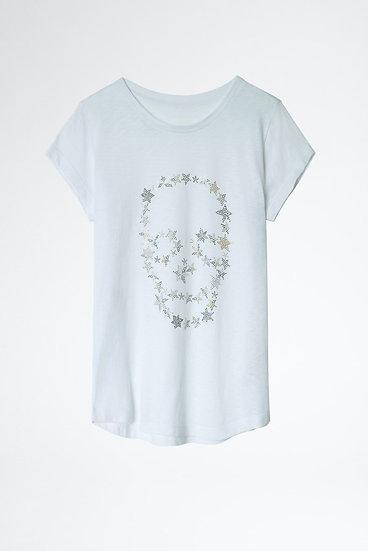 ZADIG + VOLTAIRE Skull Stars T-shirt