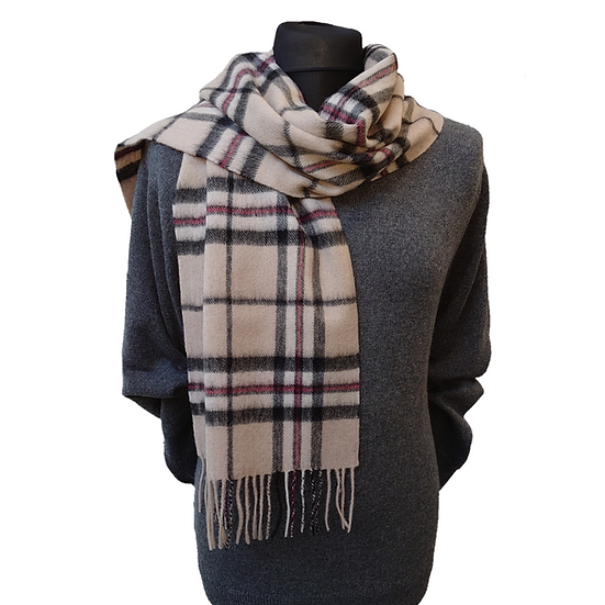TCG London Special Edition Lambswool Scarves
