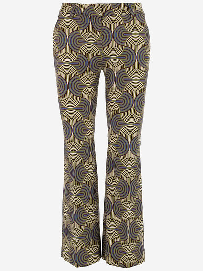 TRUE ROYAL Graphic Trousers
