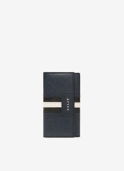 BALLY UK Taltos Leather Wallet for Men