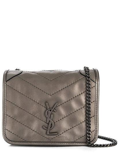 SAINT LAURENT Niki Chain Shoulder Bag